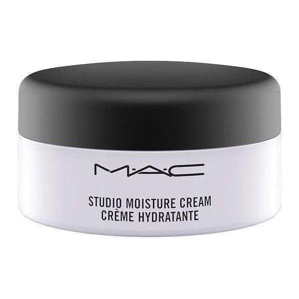 MAC Studio Moisture Cream/1.7 oz. (£25) ❤ liked on Polyvore featuring beauty products, skincare, face care, face moisturizers, apparel & accessories, no color, face moisturizer and mac cosmetics