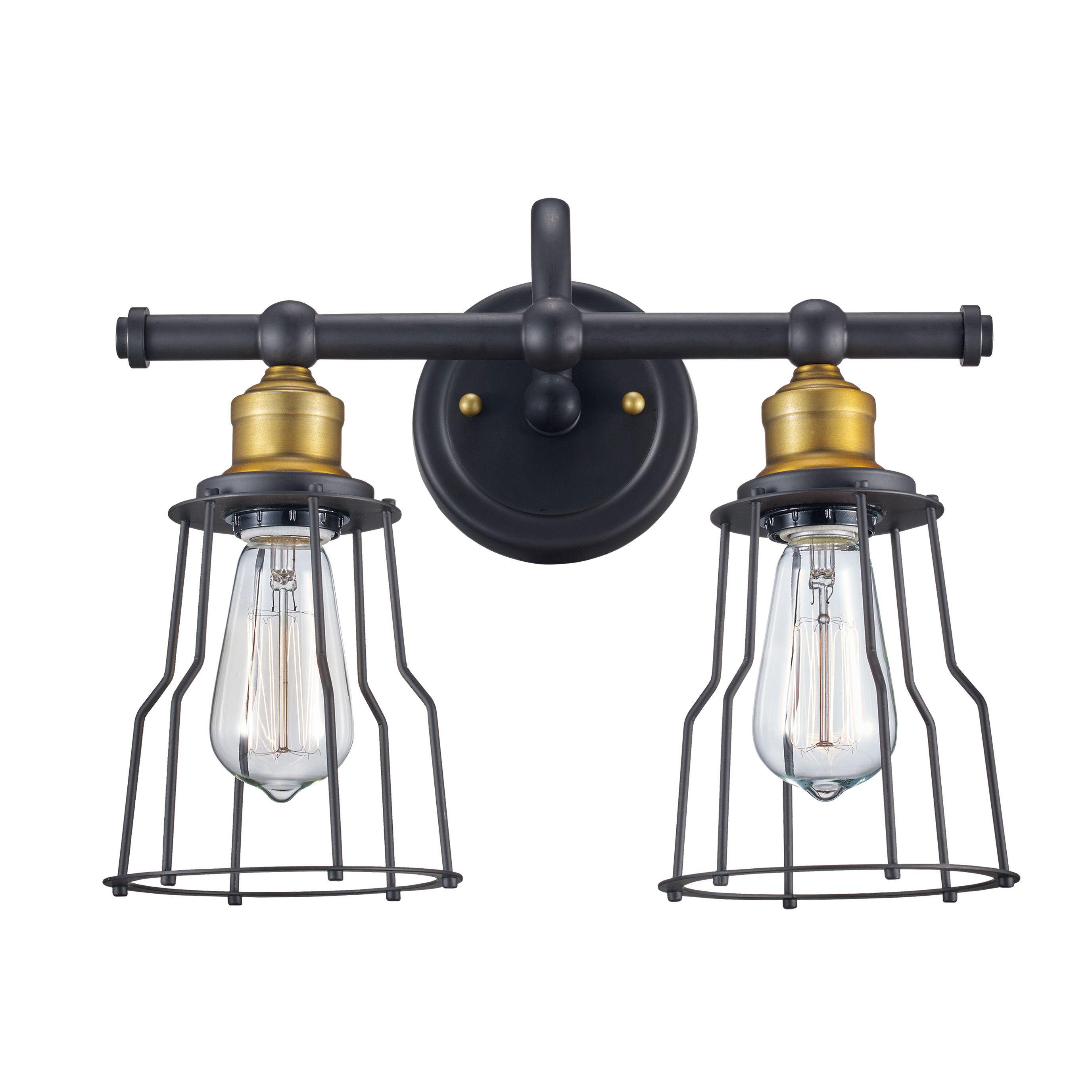 Trent Austin Design St. Ann Highlands 2Light Vanity Light