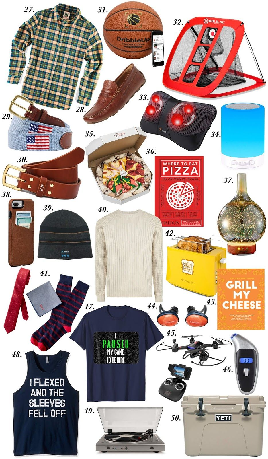 Gift Guide 50 Gift Ideas For Guys Diy Gifts For Dad Diy Gifts Gifts For Dad