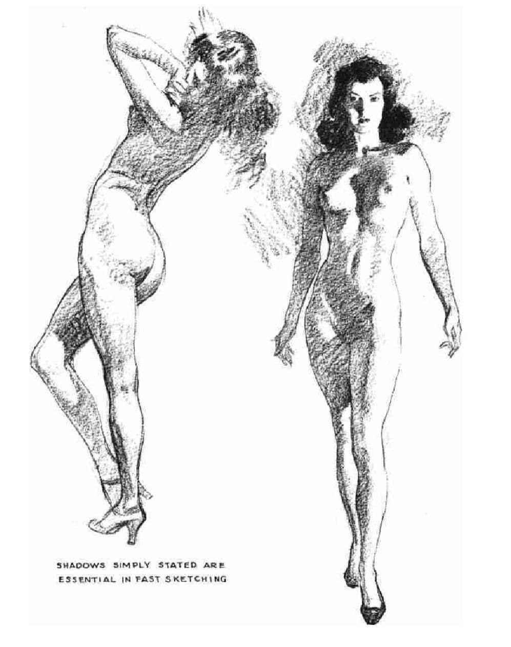 Clippedonissuu from figure drawing for all its worth andrew loomis