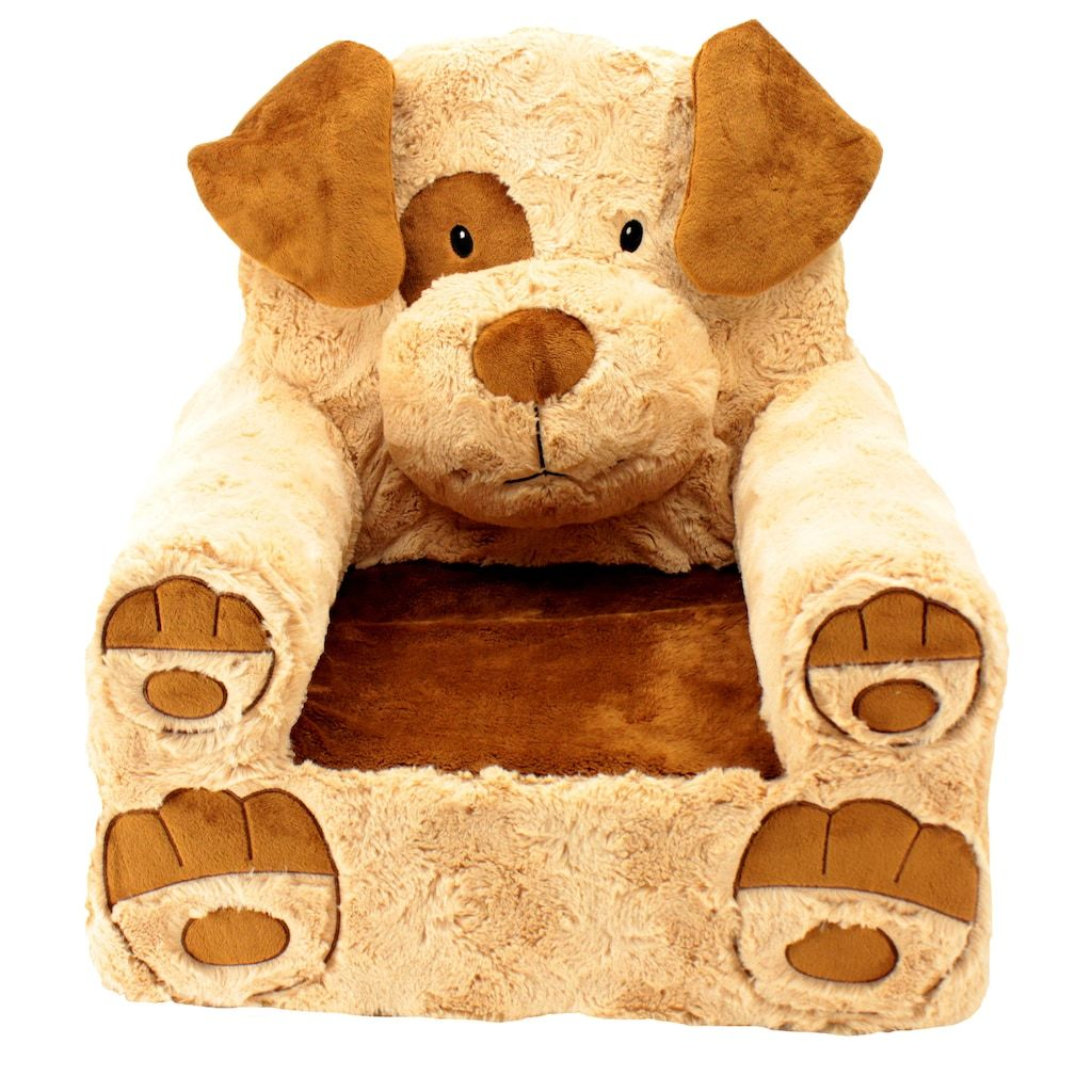 Awesome Animal Adventure Sweet Seats Dog Character Chair Products Theyellowbook Wood Chair Design Ideas Theyellowbookinfo
