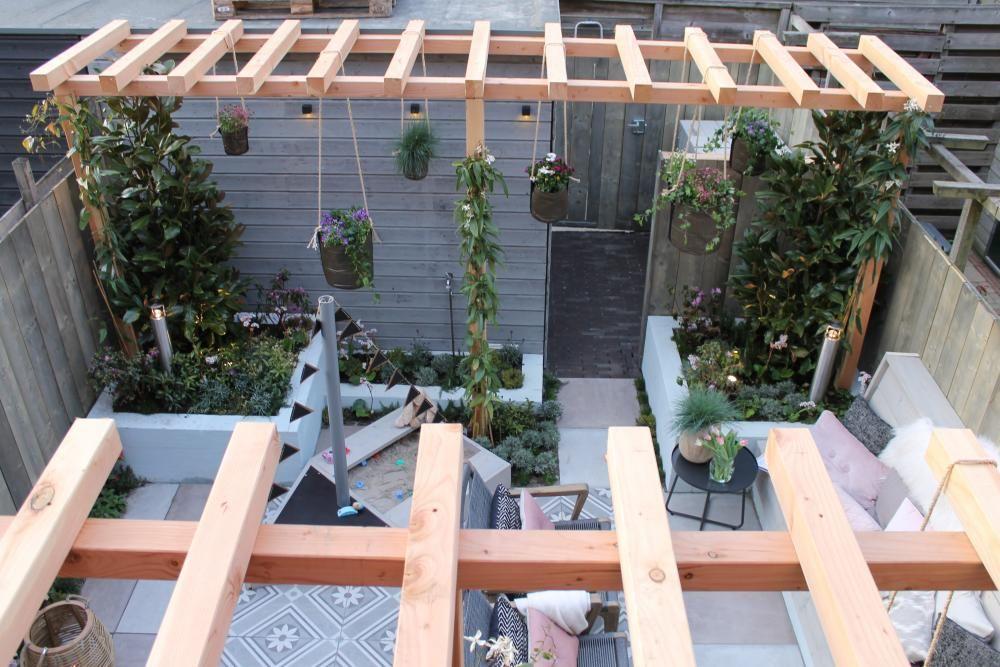 Eigenhuis En Tuin : Familietuin in velserbroek deel eigen huis en tuin garden