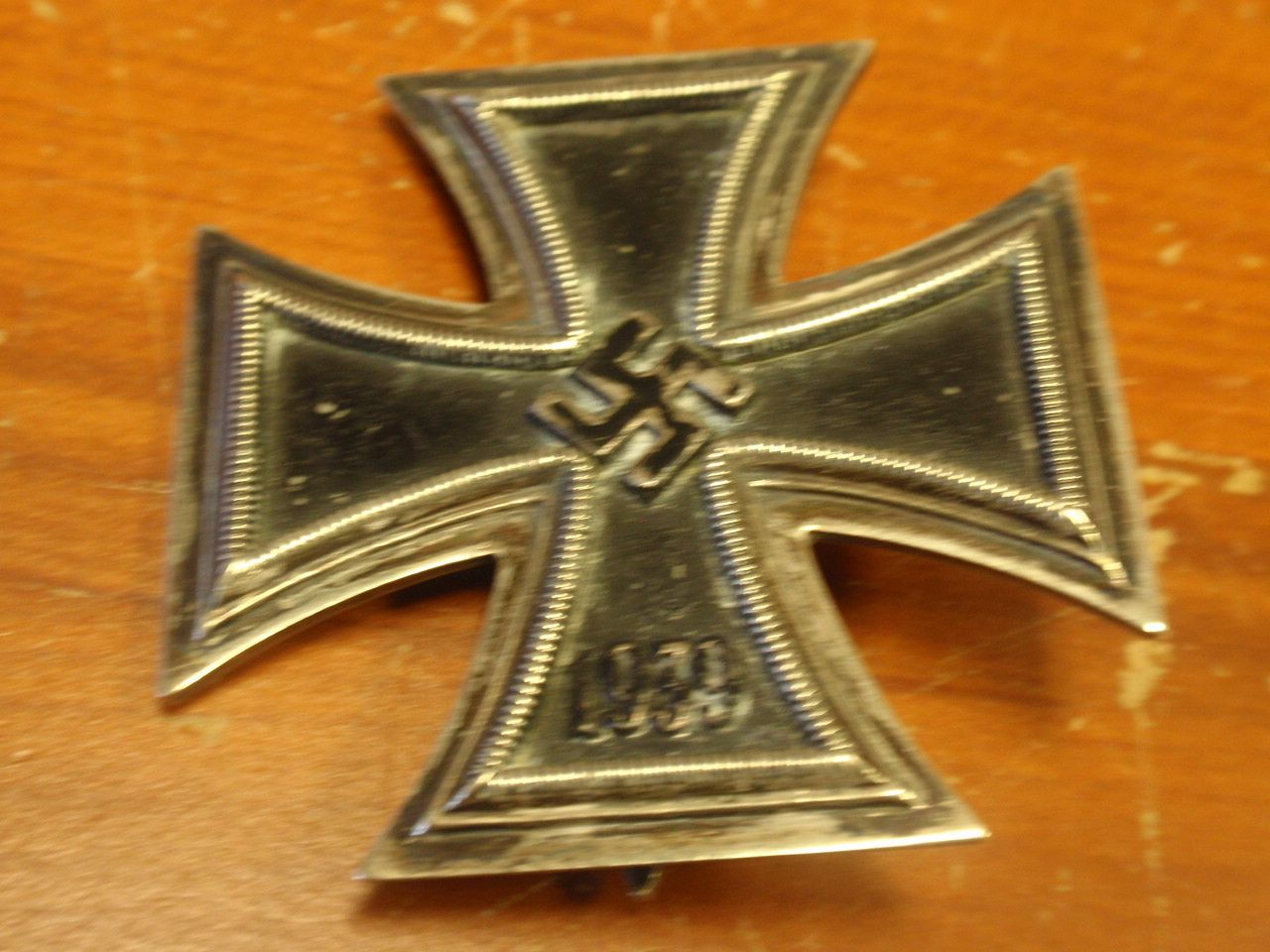 Time Traveler Militaria - WW2 German Iron Cross Medal   My Wish List