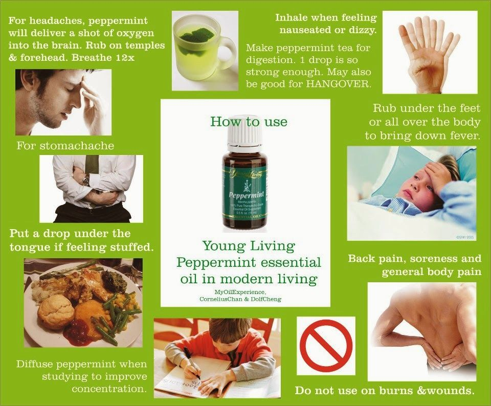 Essential Oils Are Hot: Peppermint my addiction