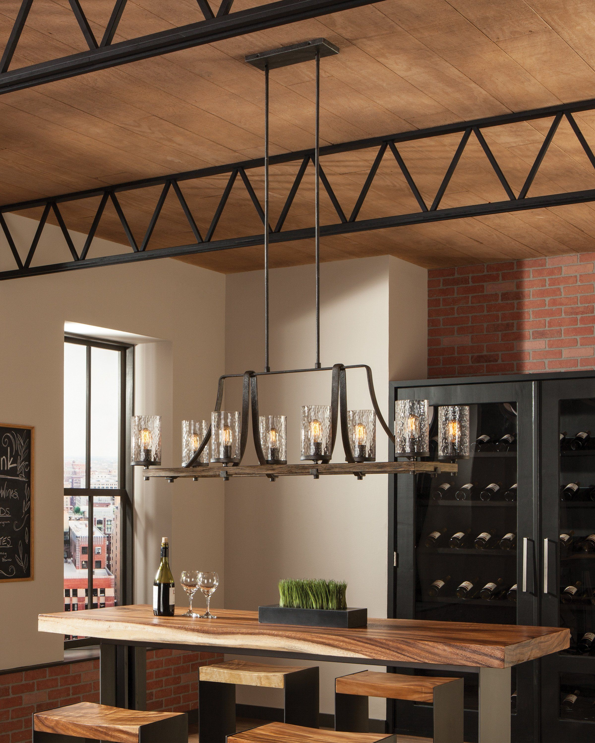 Angelo 8 Light Island Chandelier in 2019 Products
