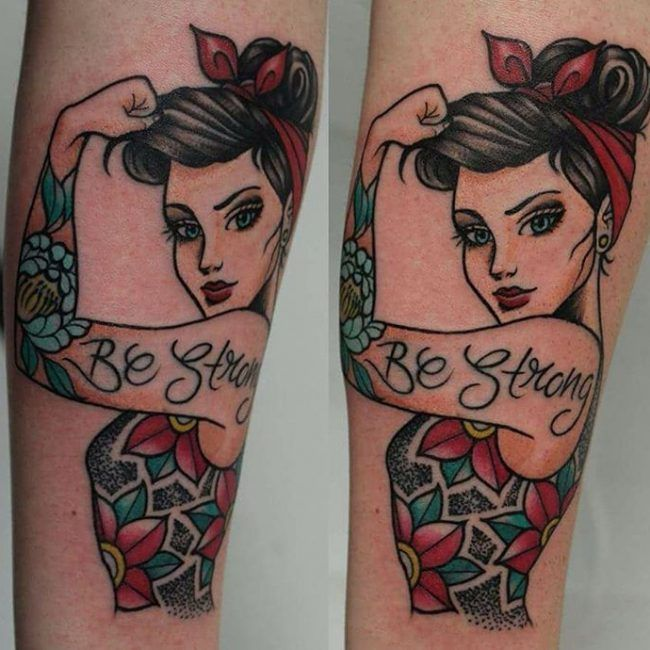 Photo of 90+ very attractive pinup tattoo girl designs & meanings – symbol of femininity (2018) – tattoo ideas