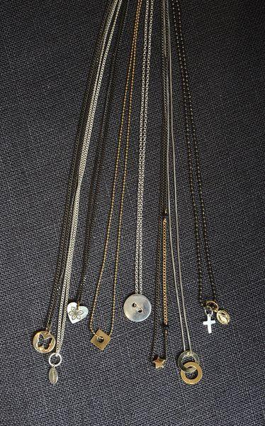 Conception artisanale bijoux plaqué or bracelet collier déclenchement Homard Fermoirs 10mm