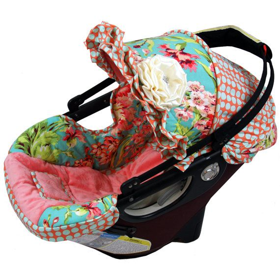 Custom Car Seat Canopy Covers