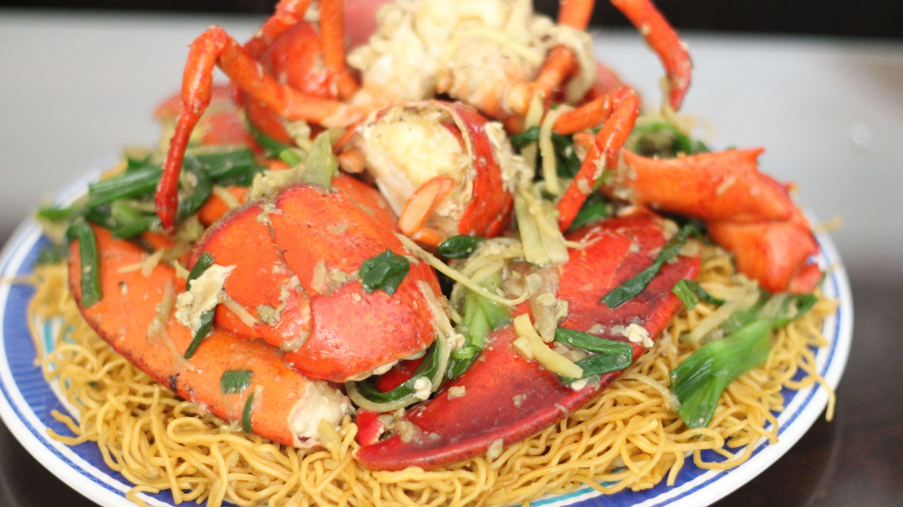 Stir-fry Lobster with Ginger and Scallions (Tom Hum Xao Hanh Gung)   VIETNAM 9   Pinterest ...