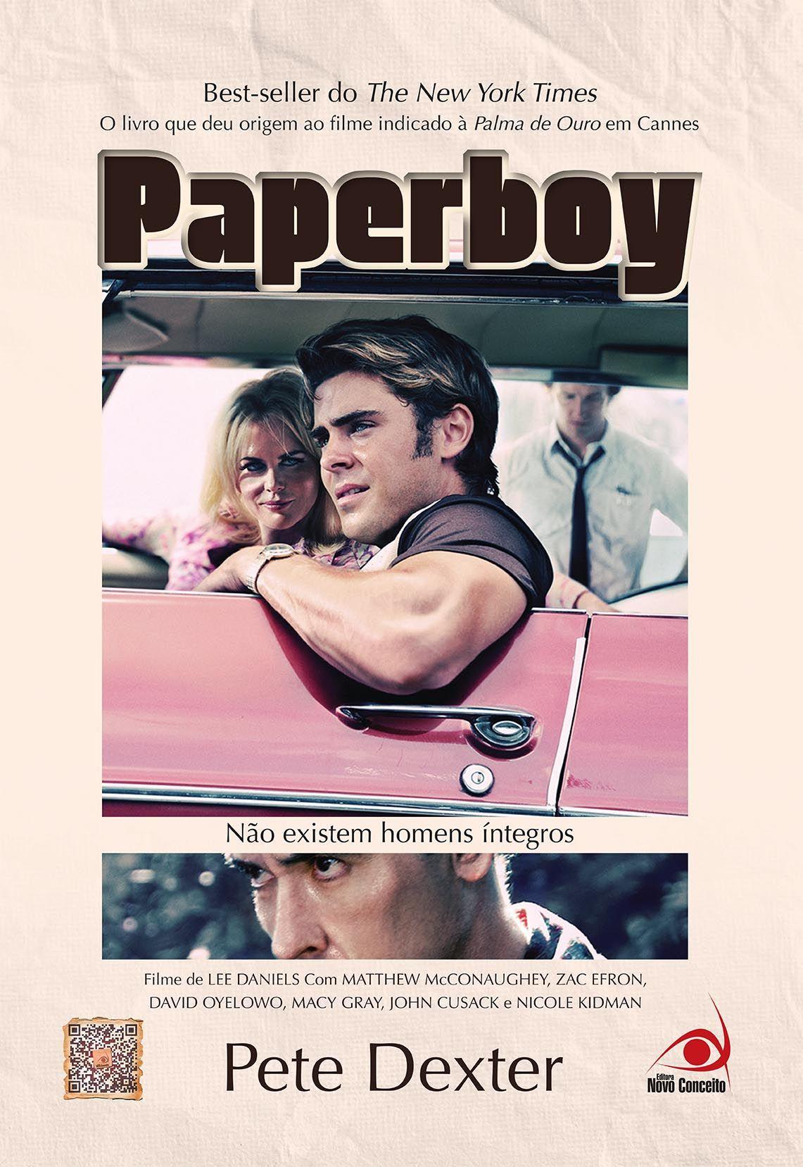 Um ótimo livro, e o filme vem ai com o Título de obsessão, vou assistir!!!