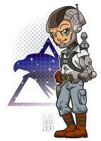 Lil Condor by lordmesa