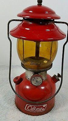 dating coleman lantern globes