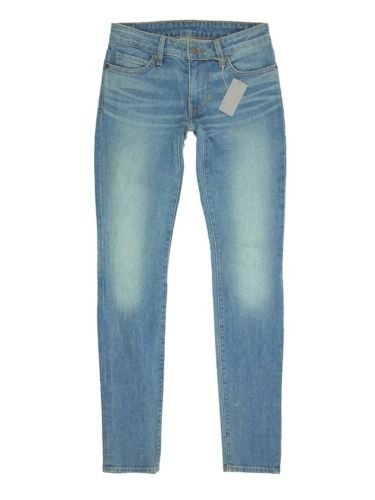 Green skinny jeans ebay