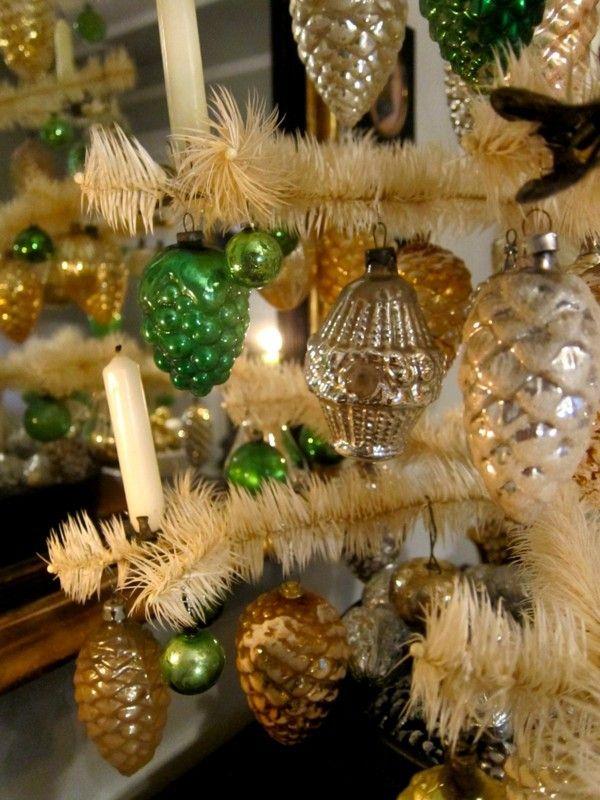 Weihnachtsbaum-Kerzenhalter: Ideen und Sicherheitstipps ...
