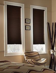 Deluxe Cordless Blackout Cellular Shades