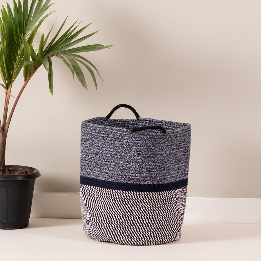 Dual Tone Laundry Basket Laundry Bags Laundry Box Laundry