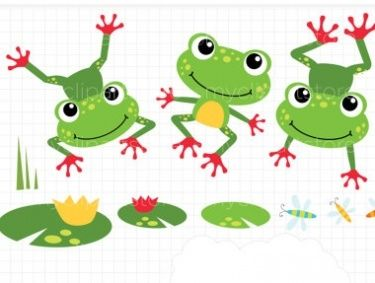leaping frog clipart animal clip arts pinterest clip art and frogs rh pinterest com Cartoon Frog Clip Art Frog Clip Art for Teachers