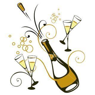 R sultats de recherche d 39 images pour coupe de champagne - Dessin de flute ...