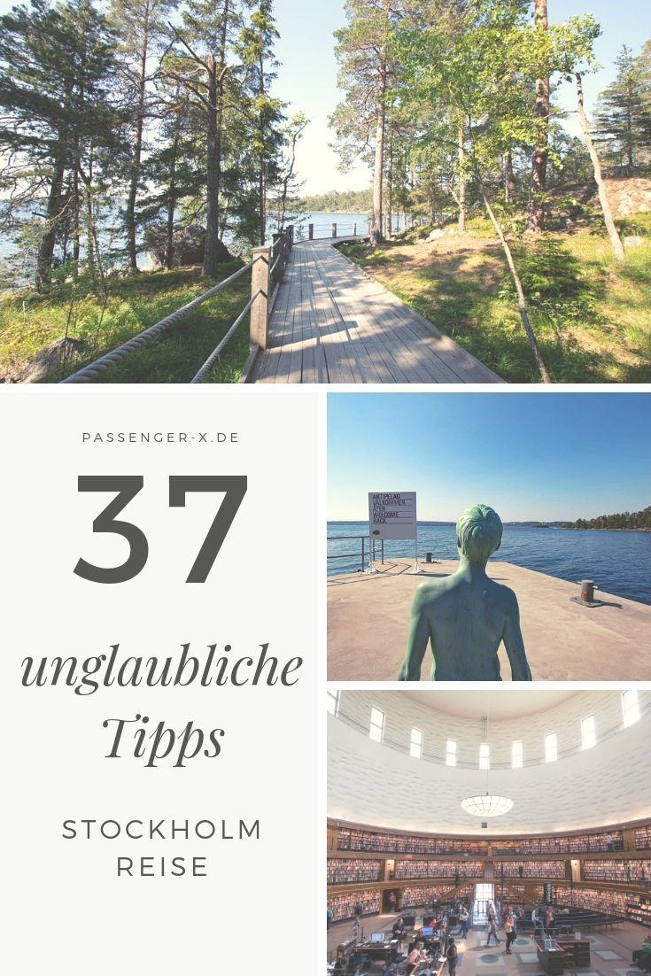 Ein super ausführlicher Reiseführer für Stockholm, der bei keiner Reiseplanung fehlen darf. Ich gebe dir die 37 besten Tipps für Stockholm für deinen Urlaub. So habe ich Stockholm erlebt und bin absolut begeistert von der Stadt.  Schweden | Stockholm | Skandinavien | Norden Reise | Urlaub im Norden | Schweden Auto | Schweden Urlaub und Bilder | Stockholm Altstadt | Stockholm in 2 Tagen | Reisetipps und Sehenswürdigkeiten | Stockholm an einem Tag | Fotoideen Stockholm #passengerx