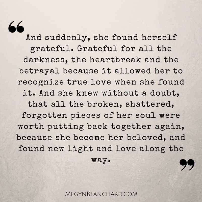 Love Found Me Quotes: I Found Me.