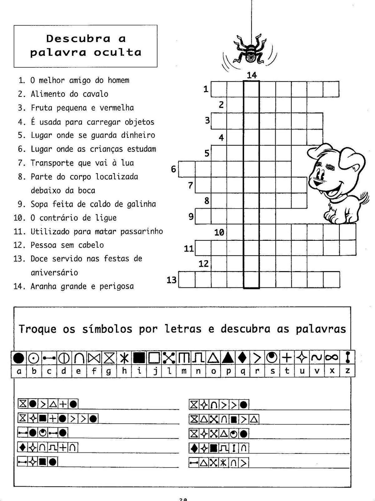 jogos pedagógicos de ortografia para 6º ano - Pesquisa Google
