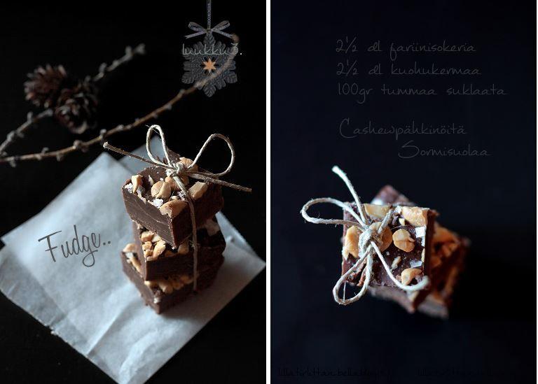 Fudge by lillatirlittan.bellablogit.fi (Finland)
