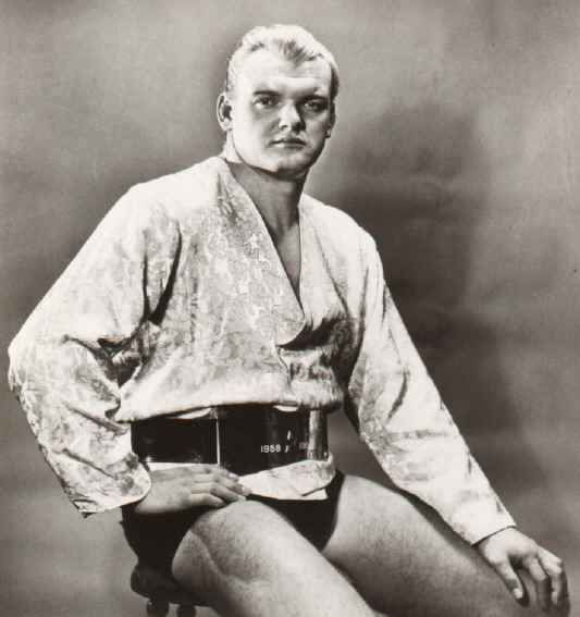 Schön Johnny Valentine, My Uncle Dangerous Danny McShain Aka McShane Battled  Tough Johnny Valentine Many Times