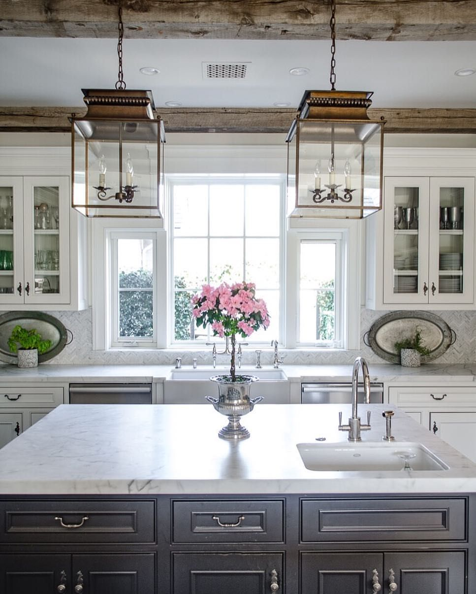 Must Have Elements For A Dream Kitchen: As I Was Sitting In My Kitchen Today, I Realized I Have