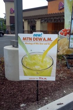 At Taco Bell Mixology Means A Horrific Breakfast Beverage