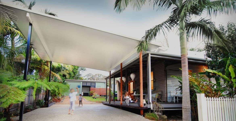 Kudos Carport Insulated Roof Design crafts, Home decor