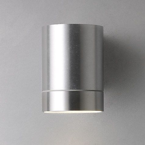 Nordlux tin maxi outdoor wall light aluminium outdoor walls john buy nordlux tin maxi outdoor wall light aluminium online at johnlewis aloadofball Choice Image