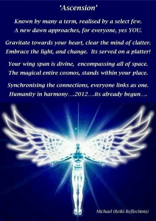 Ascension ~ Reiki Healing