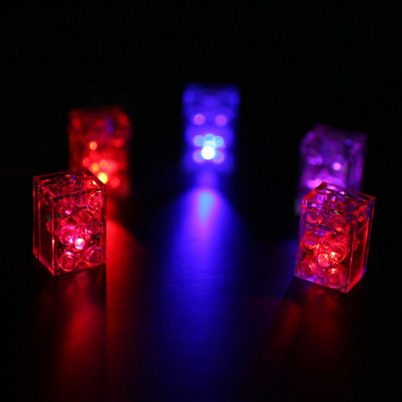 Marvelous 5 X LED LEGO LUNAR LIGHTS Compatible Lego Blocks UK IN STOCK NOW Red U0026 Blue