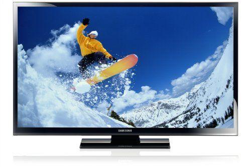 Samsung Ps43e450 109 Cm 43 Zoll Plasma Fernseher Energieeffizienzklasse C Hd Ready 600hz Cmr Dvb T C Ci Schwarz Plasma Tv Tv Samsung