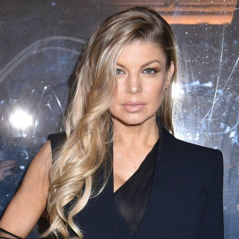 Fergie S Changing Looks Hair Styles Oblong Face Hairstyles Long Face Hairstyles
