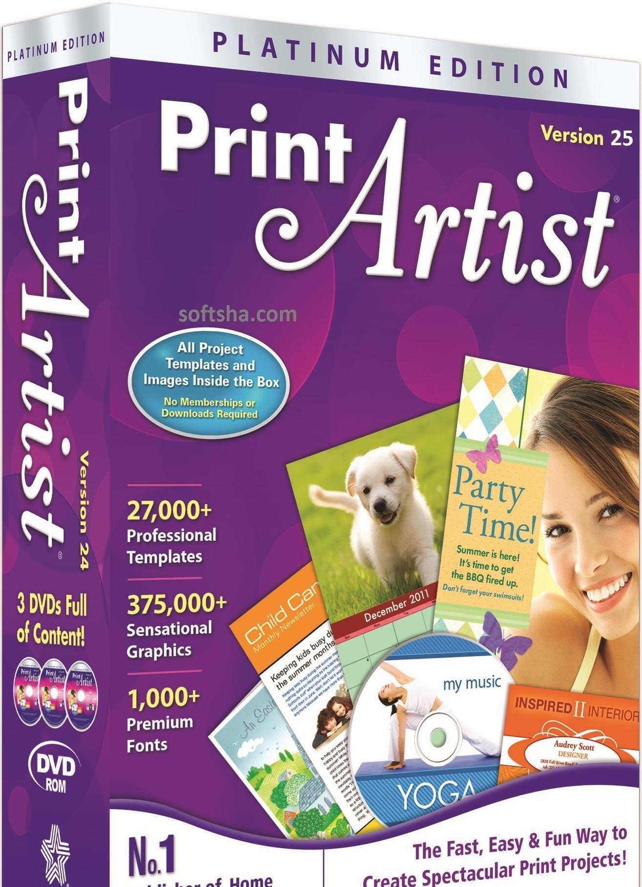 Print Artist Platinum 25.0.0.6 + Portable Download Here