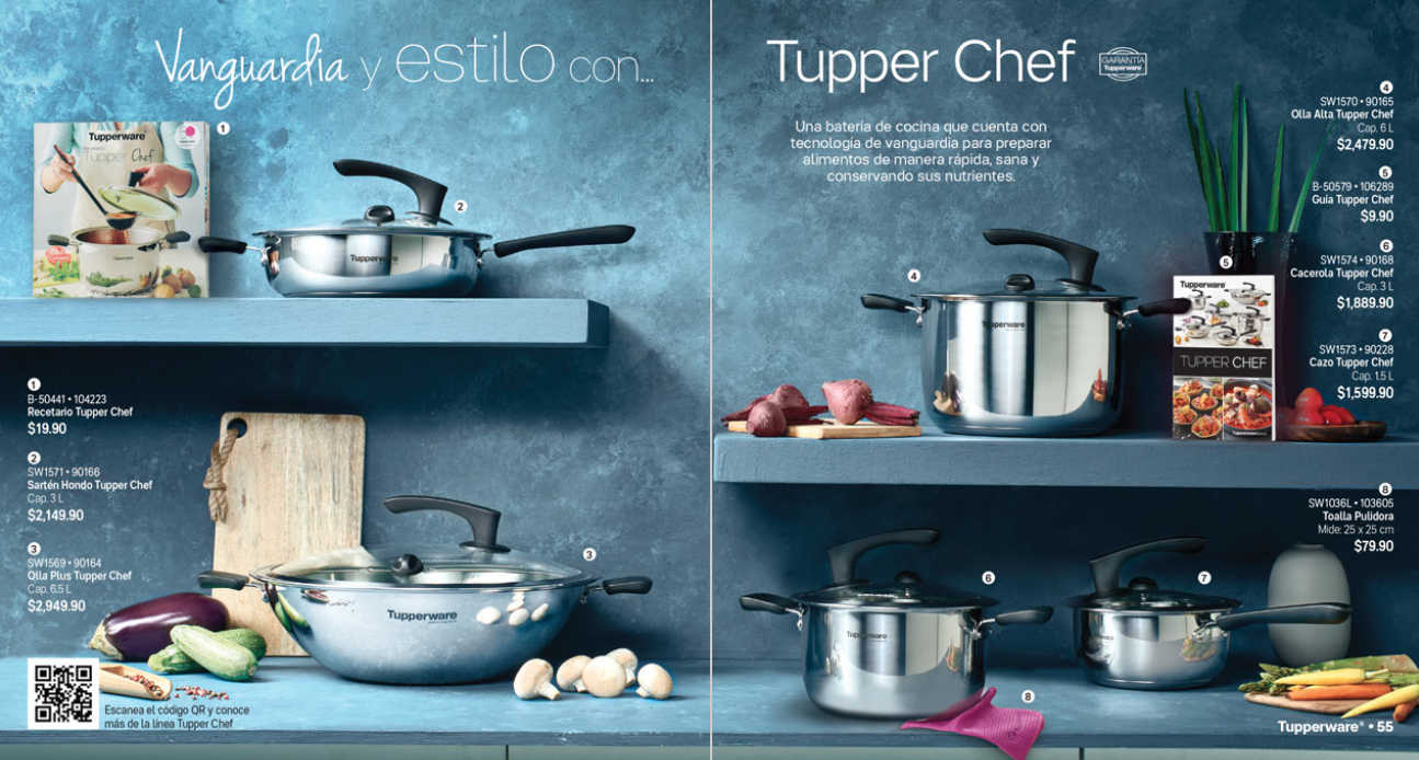 chef series | Tupperware Things | Pinterest