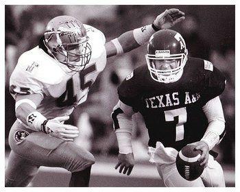 Texas A M Football 10 Best Quarterbacks In School History Aggie Football Football Quarterback
