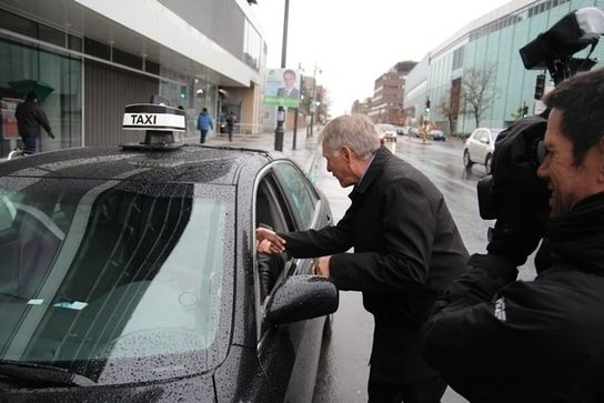 Le #Taxi, un partenaire pour le #transport en commun