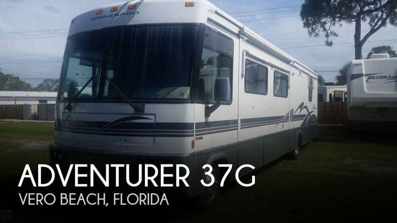 1999 Winnebago Adventurer 37G for sale - Sebastian, FL   RVT