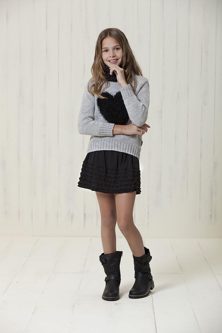 Lookbook Mimo&Co | Lookbook Junior Girls Otoño - Invierno ...