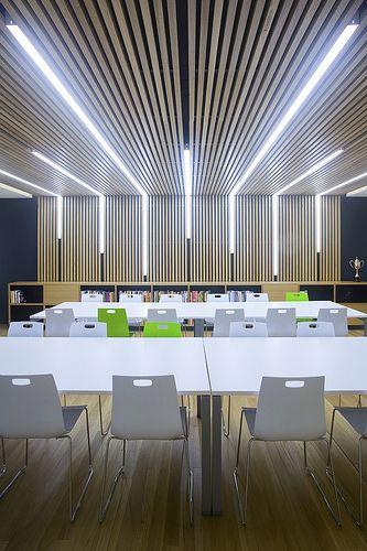 Room Lighting Design Software: Office Interior Design, Ceiling