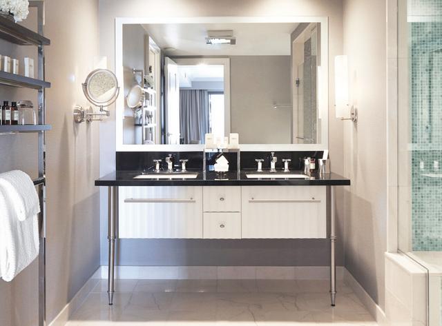 Bathroom Sinks Las Vegas the cosmopolitan hotel in las vegas. the most beautiful hotel