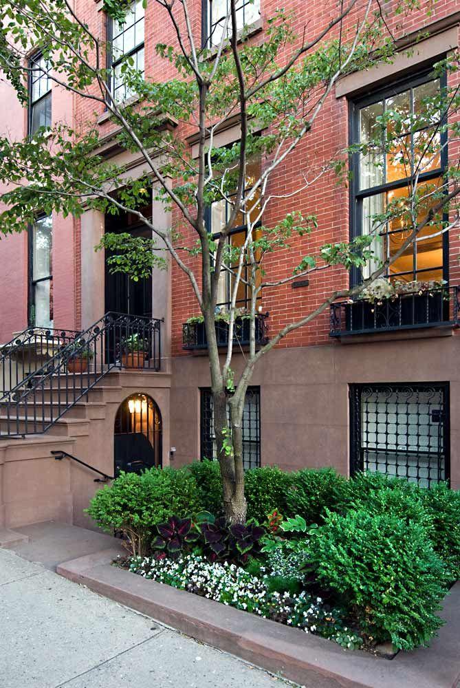 Cozy Garden Apartment #brooklyn #brownstone #door (With ...