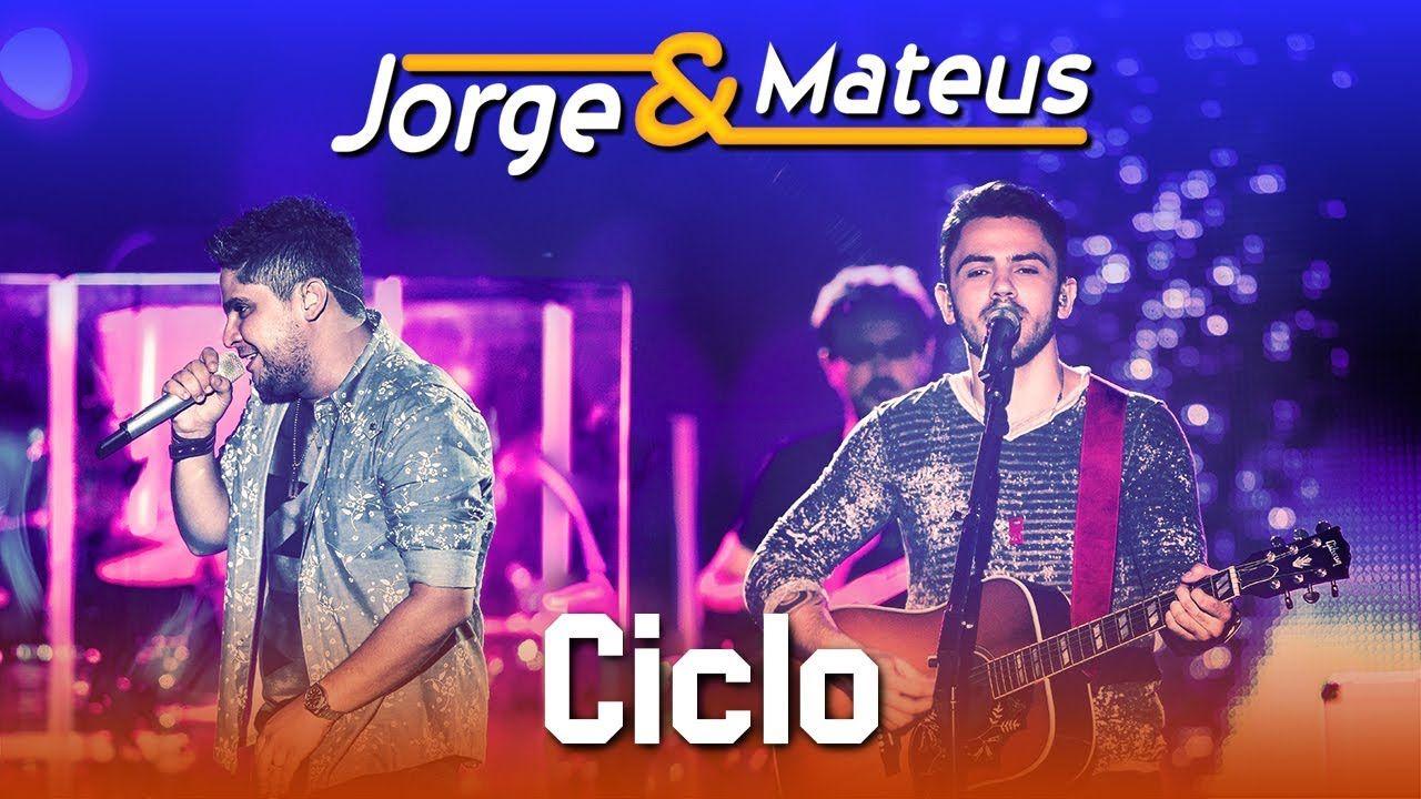 Jorge E Mateus Ciclo Dvd Ao Vivo Em Jurere Clipe Oficial
