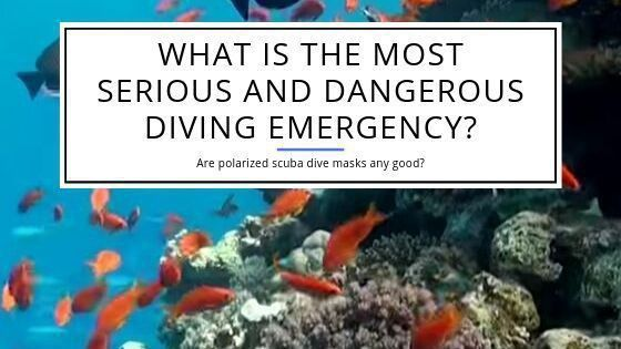 Scuba Diving Does Have Its Dangers. What Are Really The