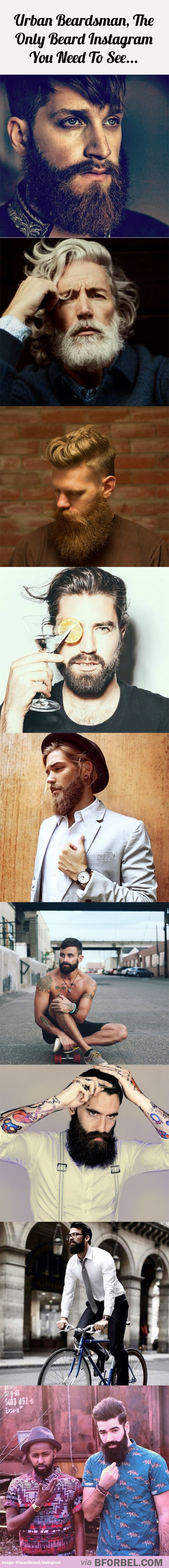 This Is The Only Beard Instagram You Need To See…