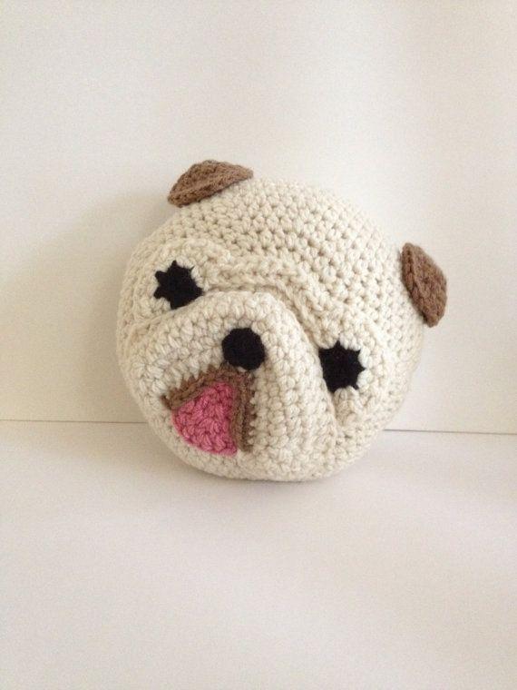 Crochet English Bulldog | Englisch, Häkeln und Haustiere