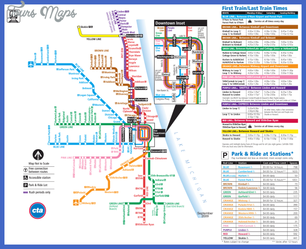 Subway Map Metra.Awesome Chicago Metro Map Tours Maps In 2019 Chicago Map