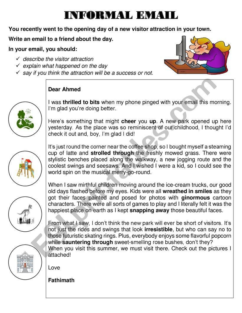 Check Writing Activity Worksheets Email Writing Igcse Esl Worksheet By Shaneesthomas In 2020 Handwriting Worksheets For Kids Math Worksheets Writing Worksheets